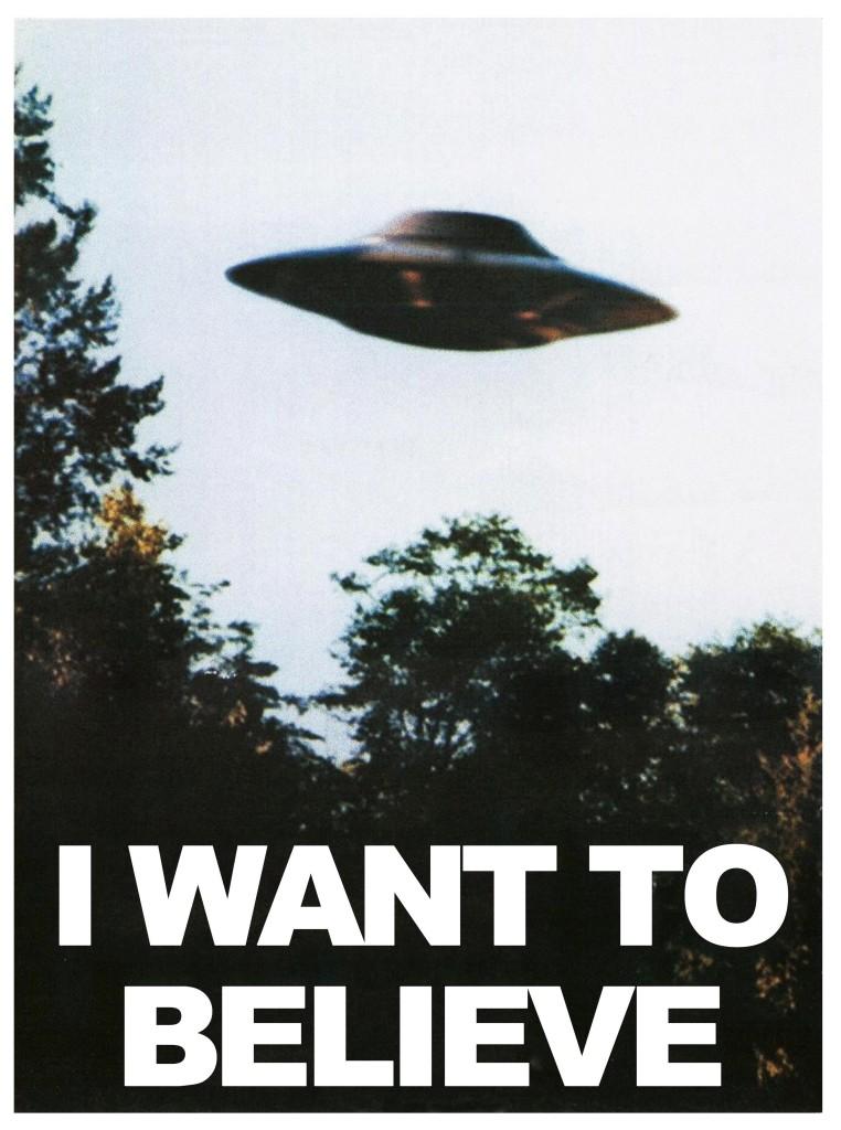 I want to Believe_xfiles