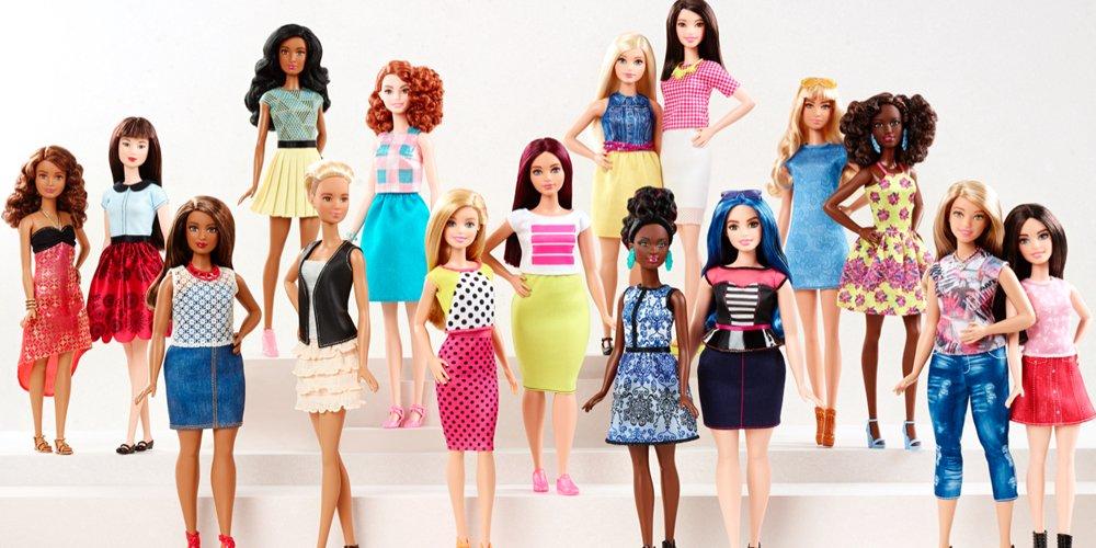 Barbies Fashionistas