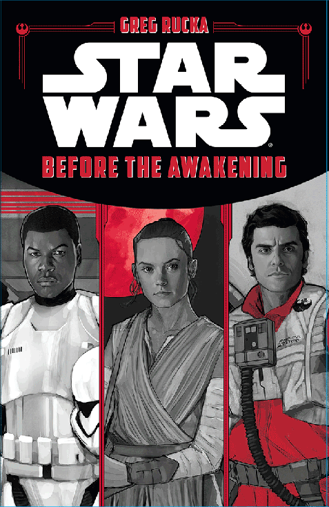 Star Wars Before the awakemning cover