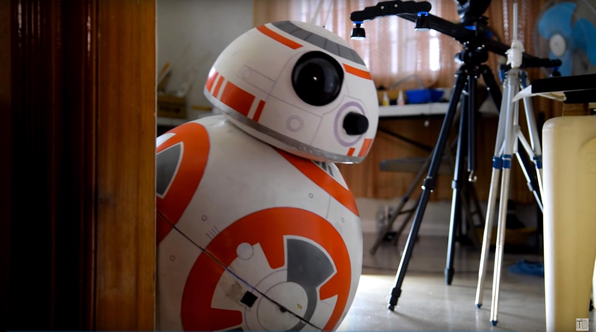 Construye tu propio BB-8