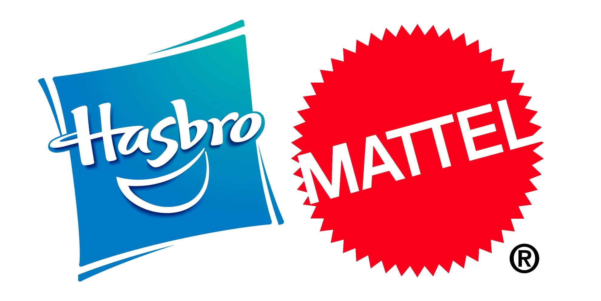 Hasbro y Mattel