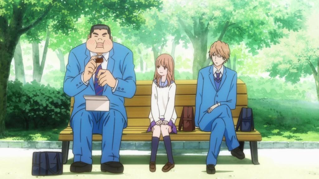 Takeo está decidido a lograr que Rinko logre enamorar a su amigo Suna, pero nosotros no queremos que lo logre...