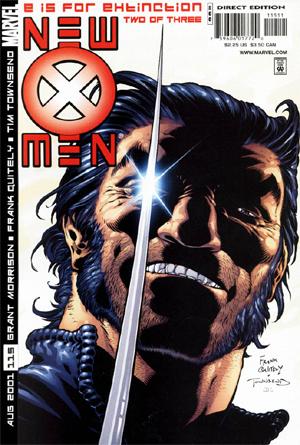 New X-Men 115