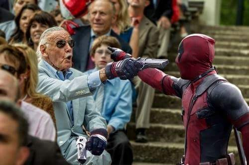 Stan Lee Vs. Deadpool