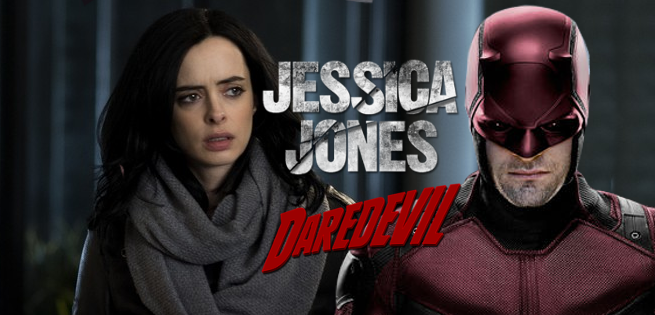 Jessica Jones Daredevil