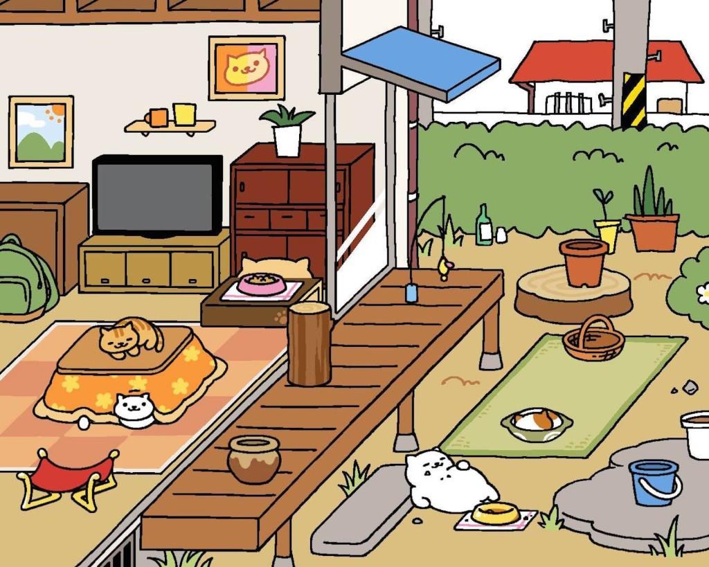 En Neko Atsume puedes coleccionar gatitos sin convertirte en una crazy cat lady