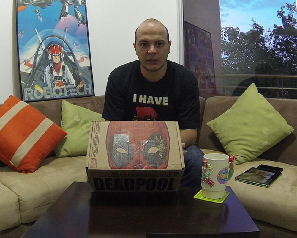 Deadpool Crate