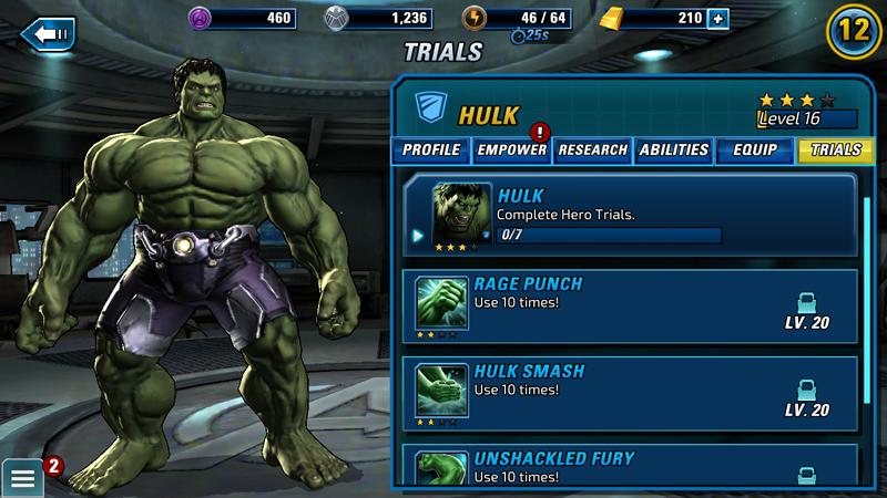 Marvel: Avengers Alliance 2