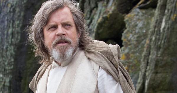 Master Jedi Luke Skywalker