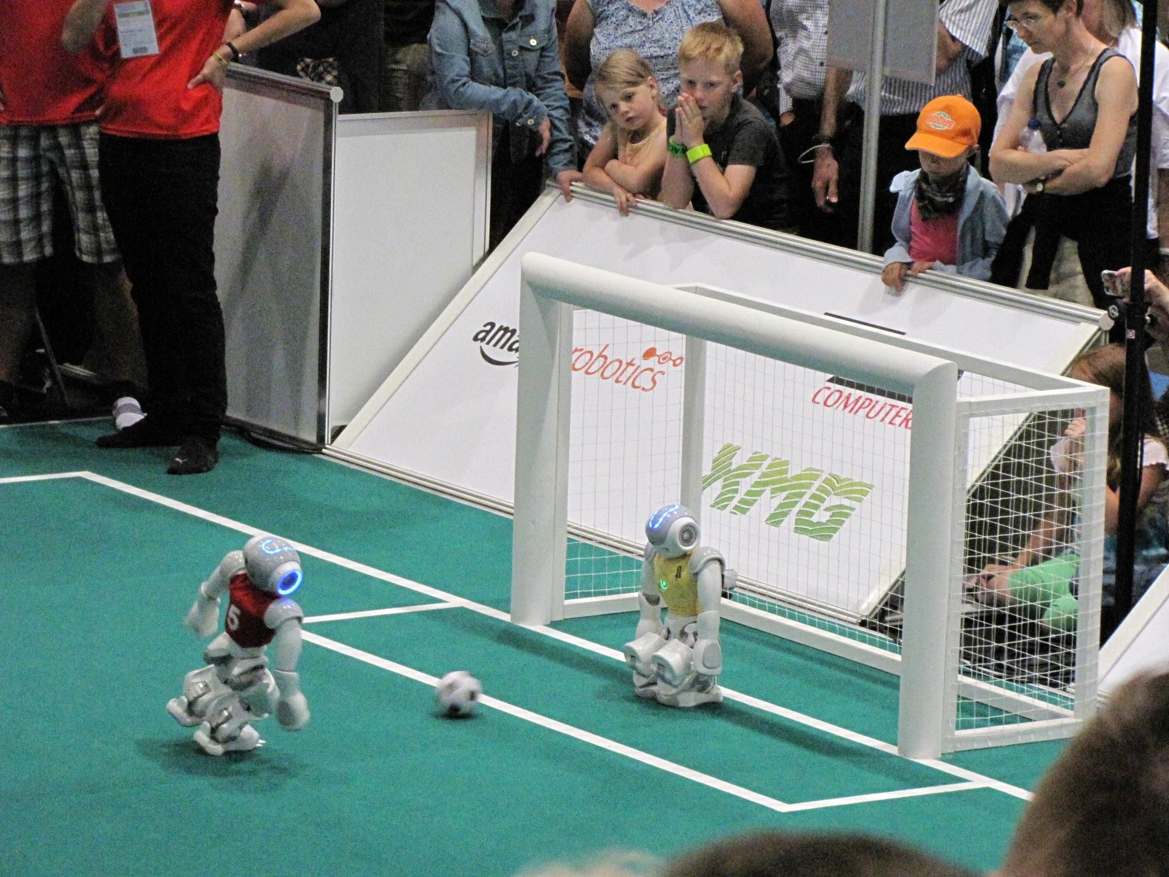 RoboCup 2016