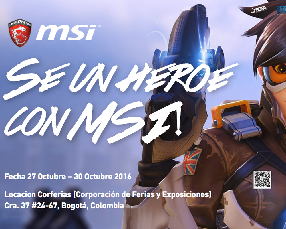 msi estara en el SOFA