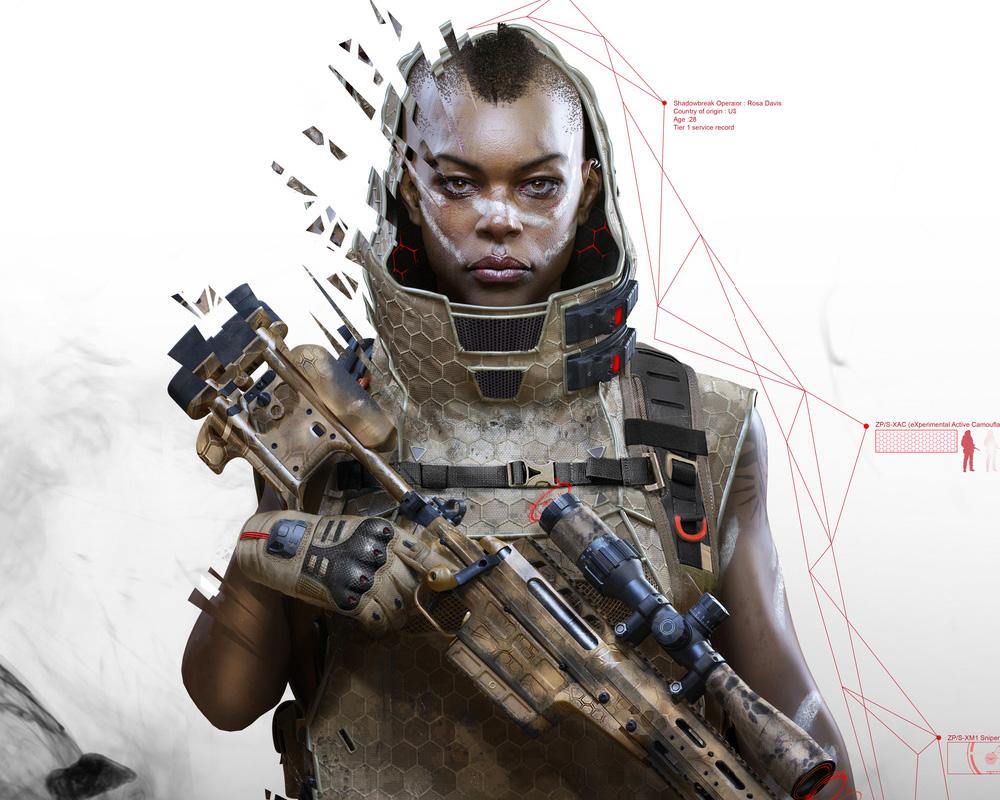 Ubisoft anuncia el lanzamiento de Tom Clancy's Shadowbreak, la primera entrega de la saga Tom Clancy desarrollada específicamente para dispositivos móviles.
