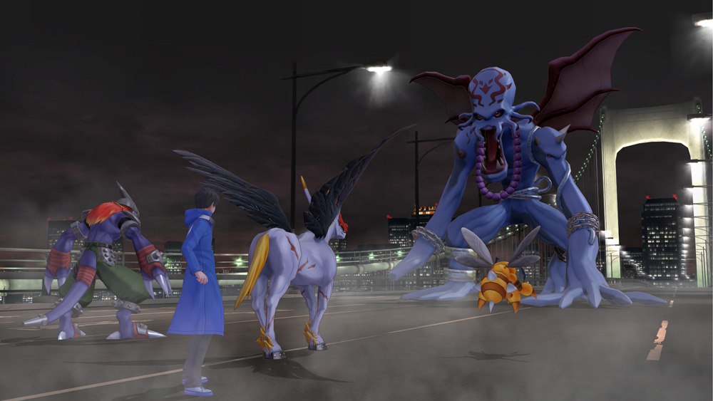Digimon Story Cyber