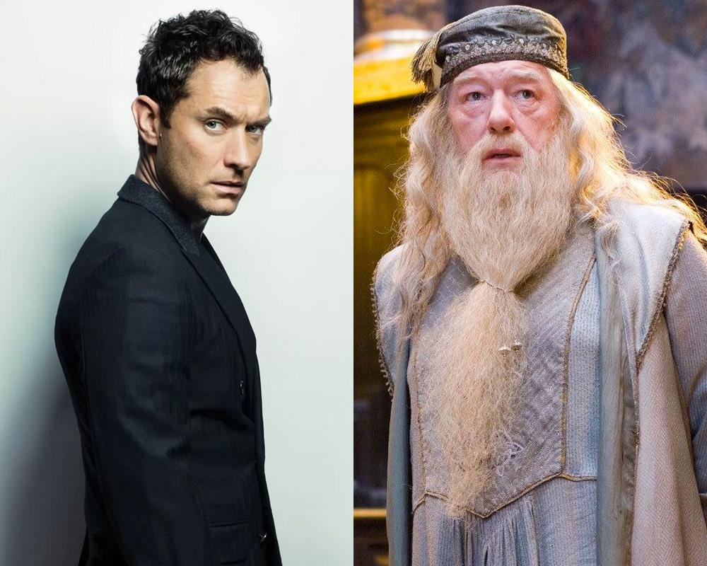 Jude Law será el nuevo Dumbledore