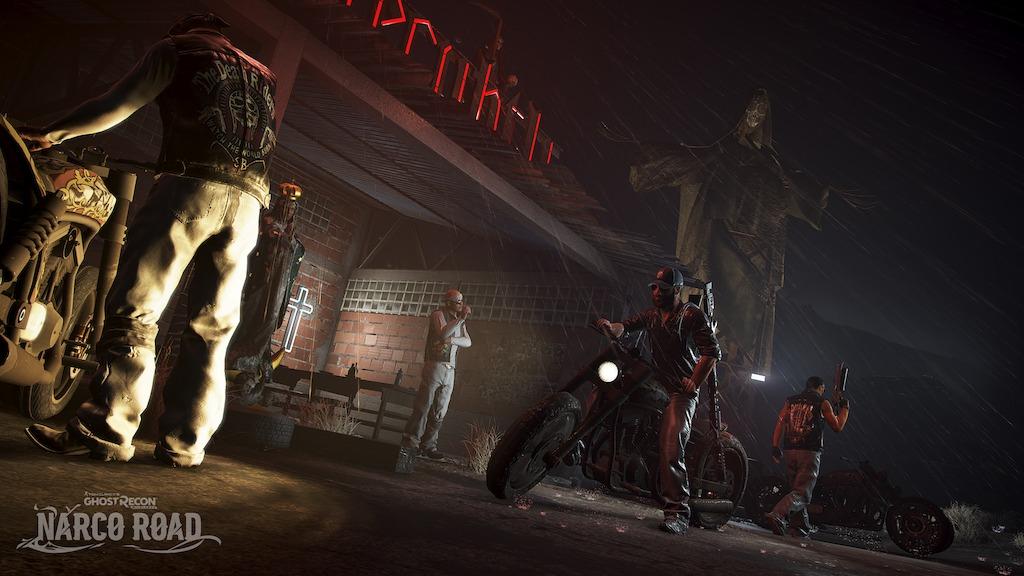 Ghost Recon: Wildlands - Narco Road DLC