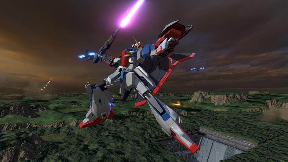 Gundam Versus PlayStation 4