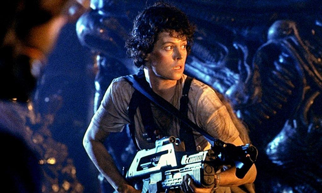 Ripley en Aliens (1986)