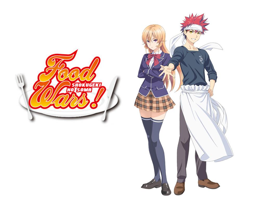 Shokugeki No Soma - Food Wars