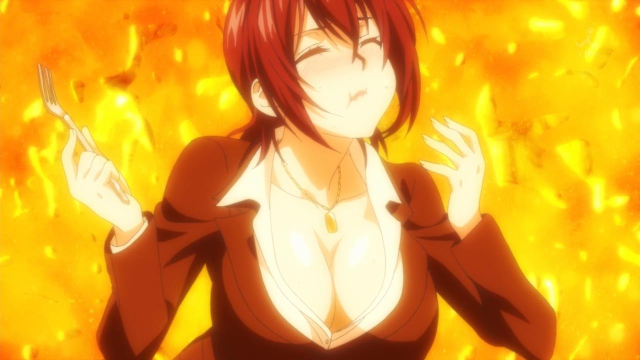Shokugeki no Soma - Food Wars