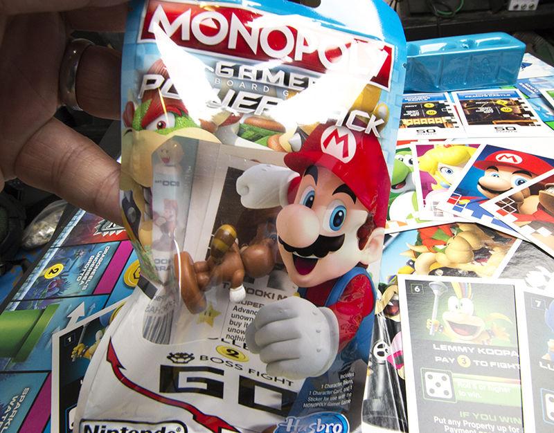 Power Pack de Monopoly Gamer
