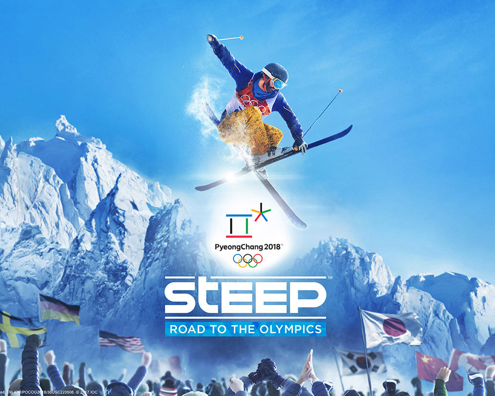 Steep Road To Olympics