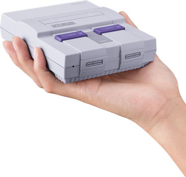 Super Nintendo Classic Edition