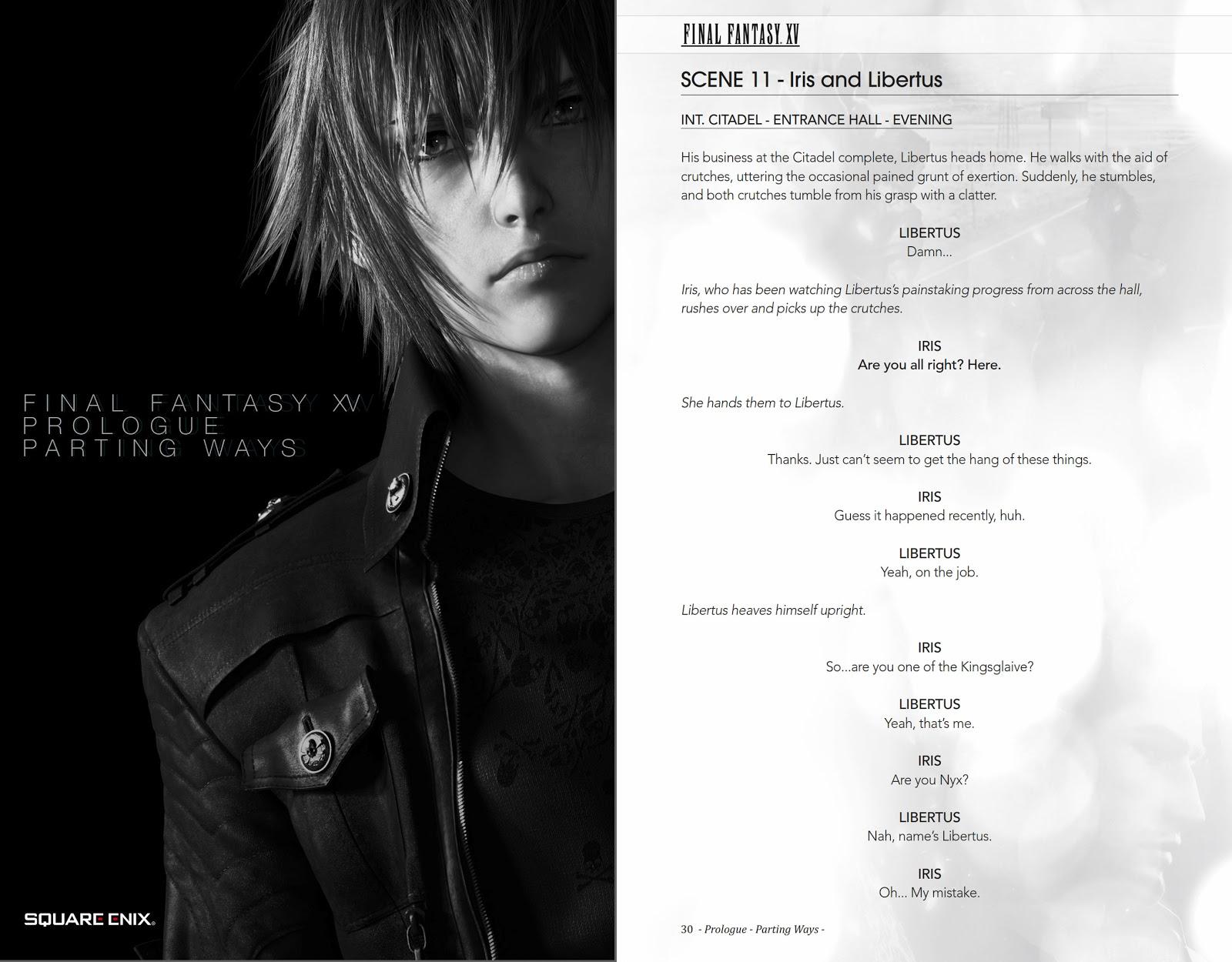 Final Fantasy XV Universe y pase de temporada.