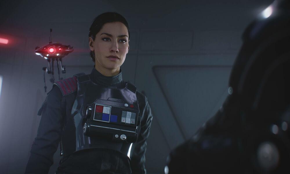Iden Versio - Star Wars Battlefront II