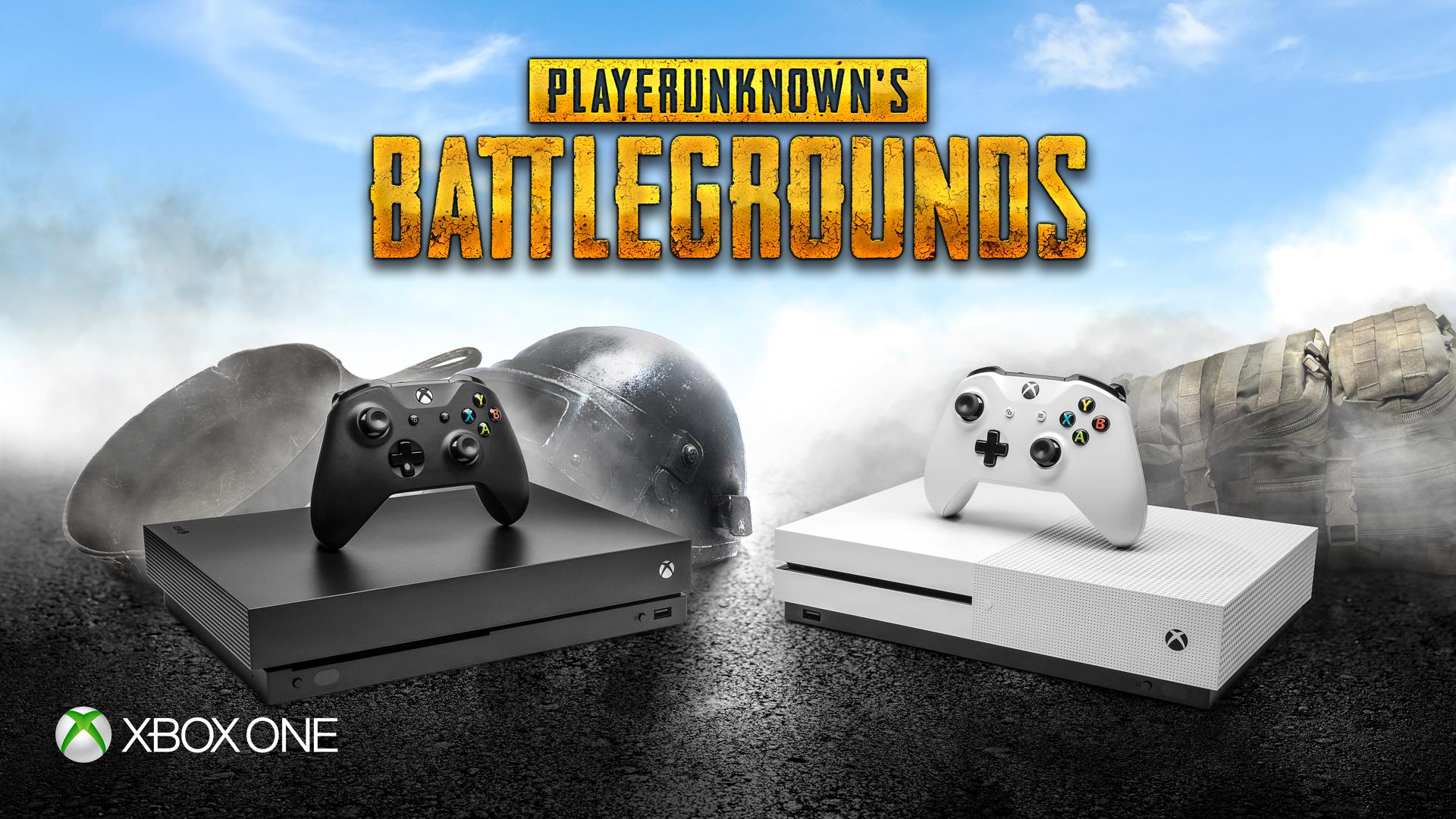 Player Unknown Battlegrounds en Xbox One