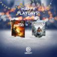 Ubisoft Happy Playdays
