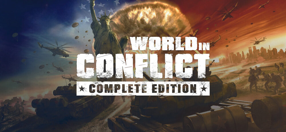 Ubisoft World In Conflict