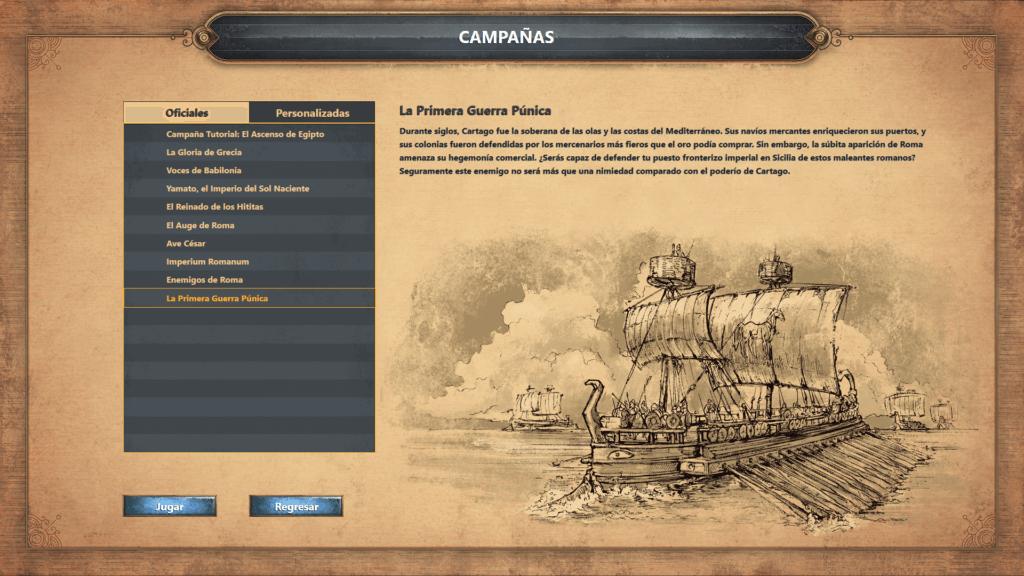 Campañas de Age of Empires
