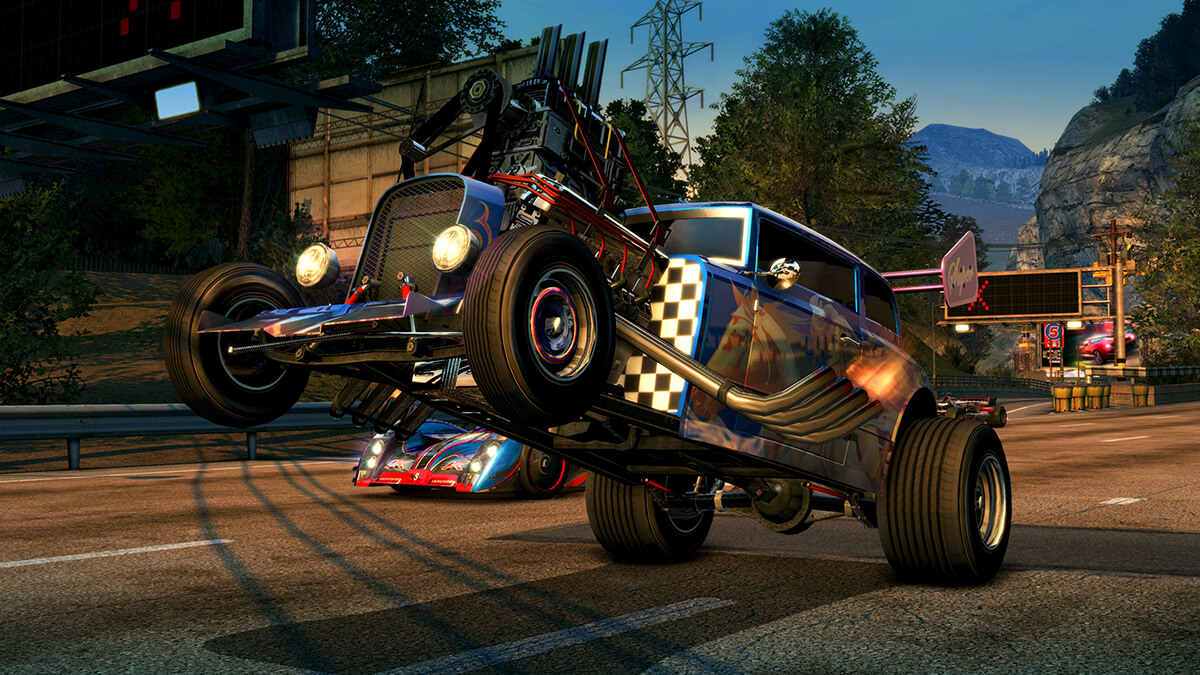 Burn Out Paradise Remastered Review