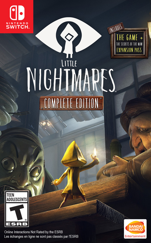 Little Nightmare Complete Edition Nintendo Switch