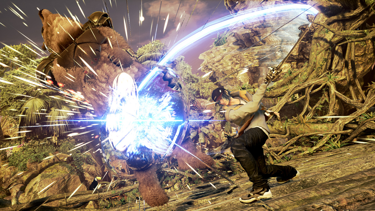 Noctis Lucis Caelum Tekken 7