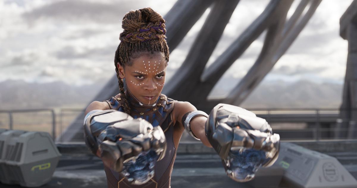 Shuri - Black Panther