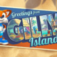Super Lucky's Tale presents Gilly Island DLC