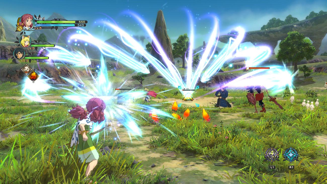 Ni no Kuni II - Battle