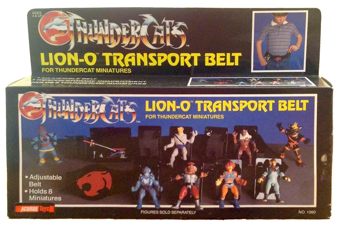Thundercats Roar - Belt