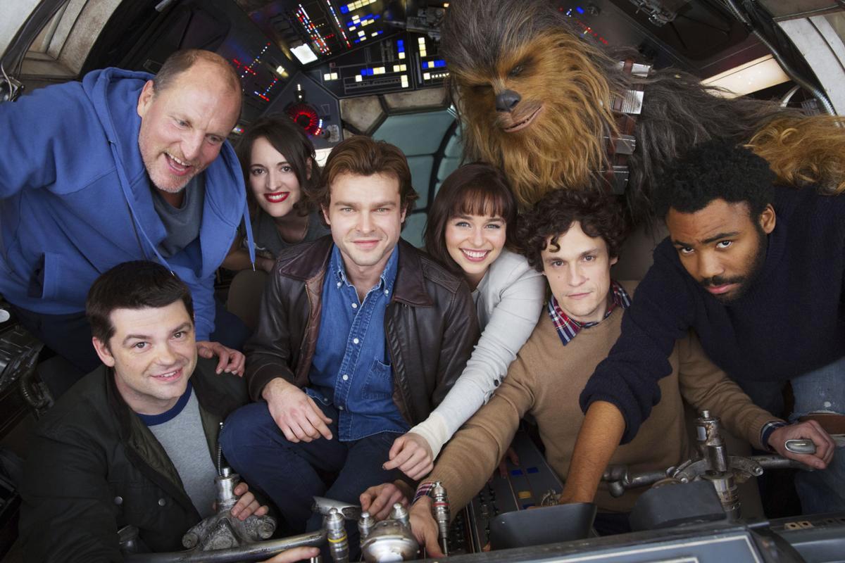Solo - casting original y directores.