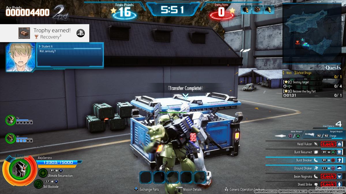 Loot Boxes - New Gundam Breaker