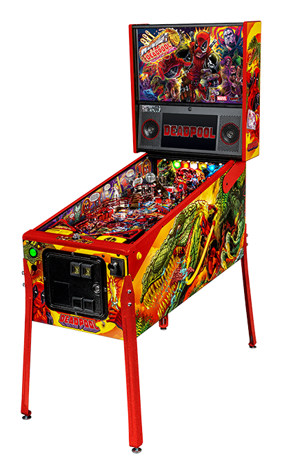 Deadpool Pinball - Limited Edition