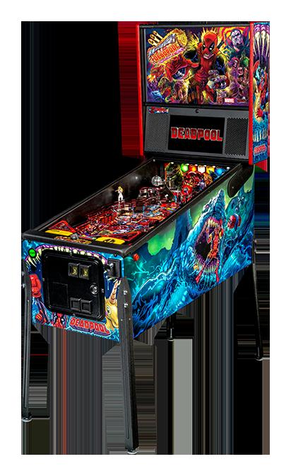 Deadpool Pinball - Premium