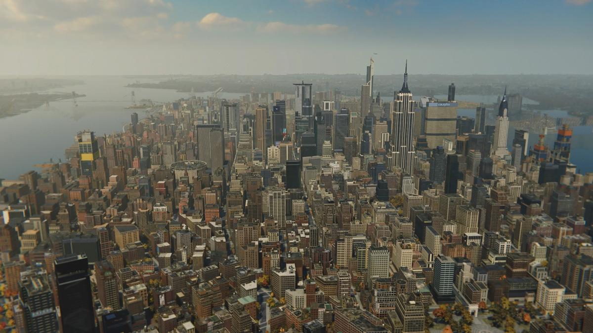Spider-Man - Manhattan