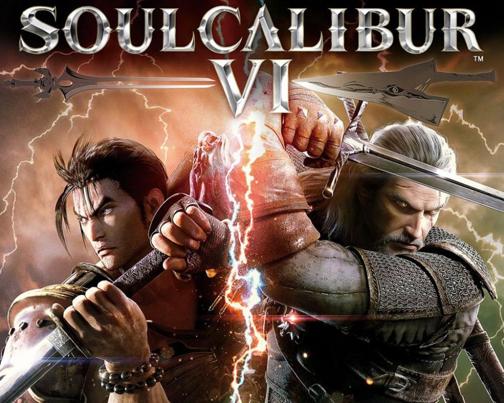 SOULCALIBUR IV REVIEW