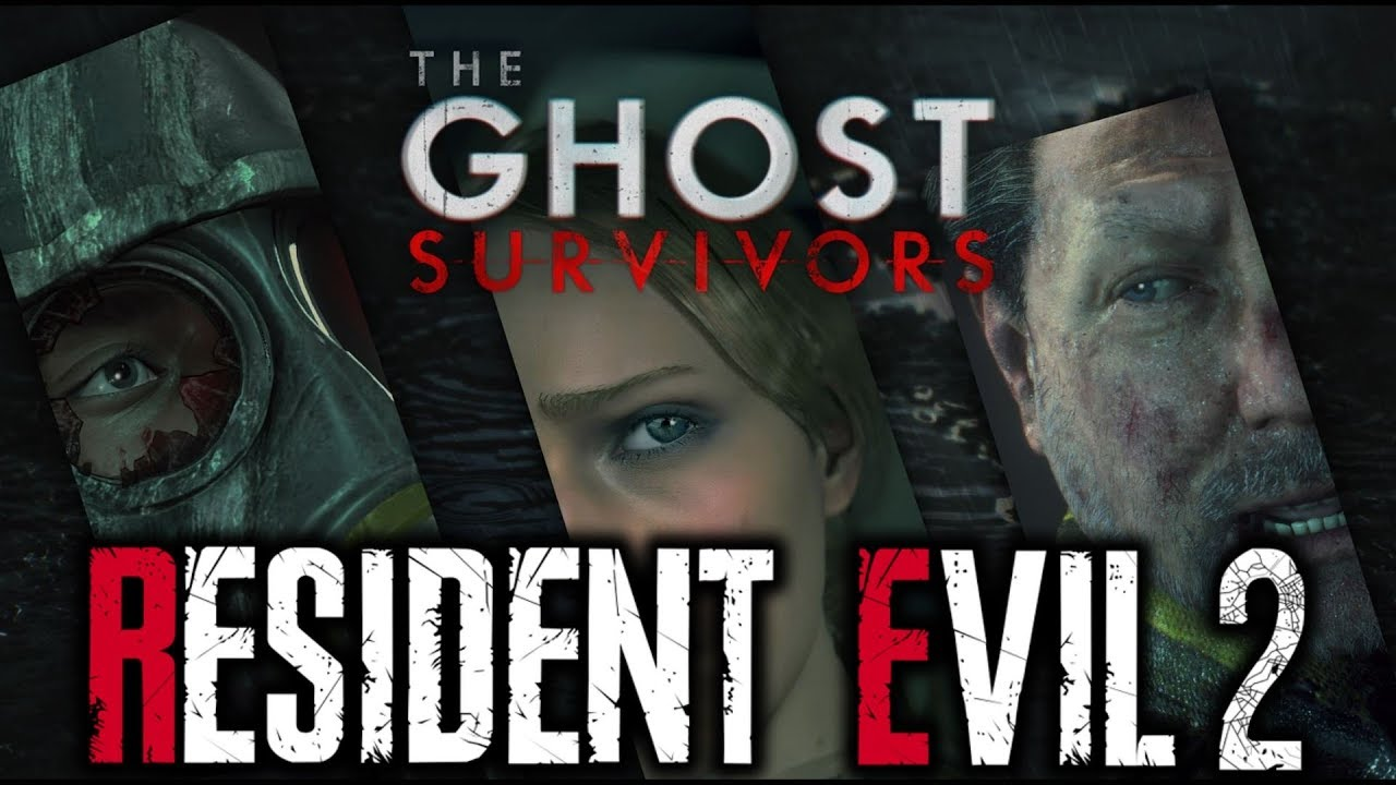 Resident Evil 2 Remake - The Ghost Survivors DLC.