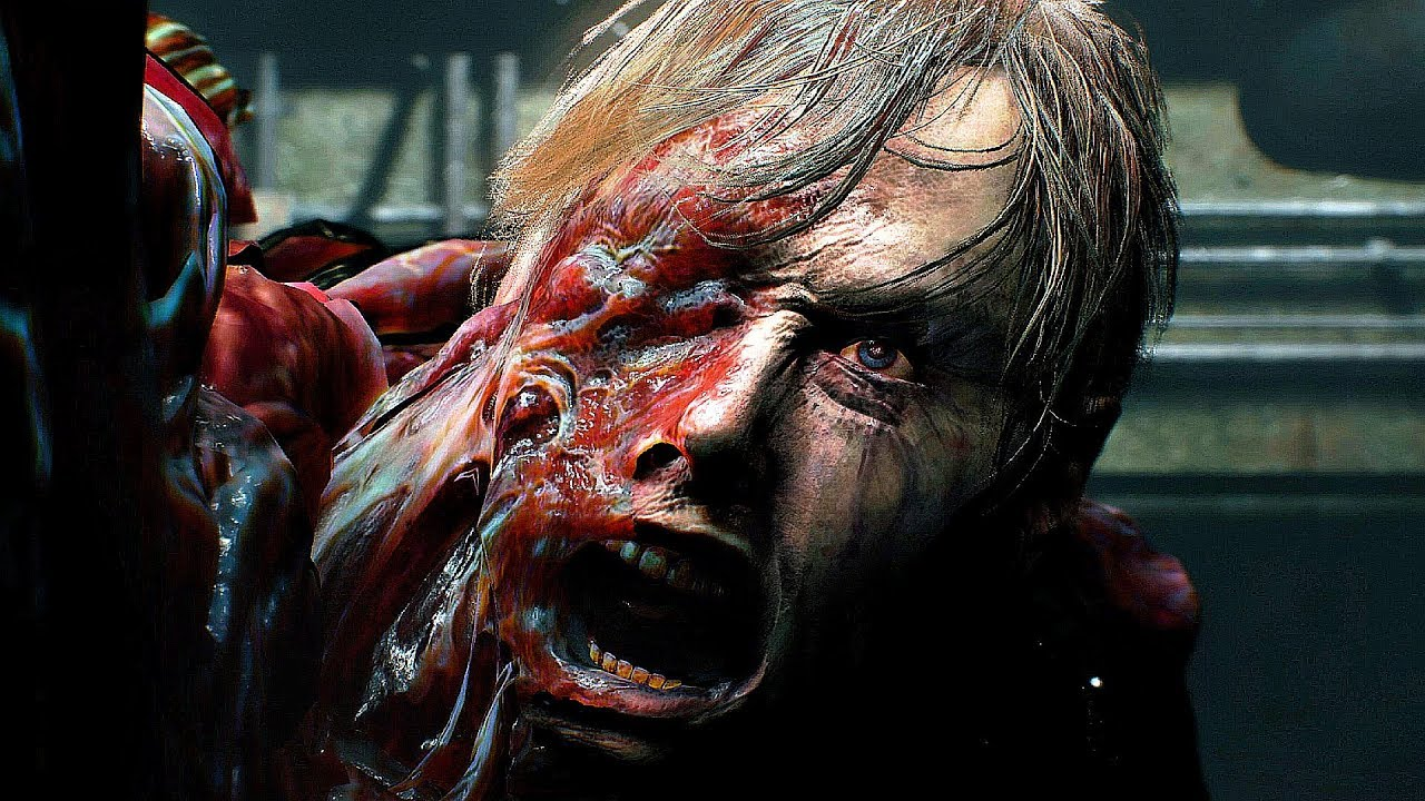 Resident Evil 2 Remake - Birkin