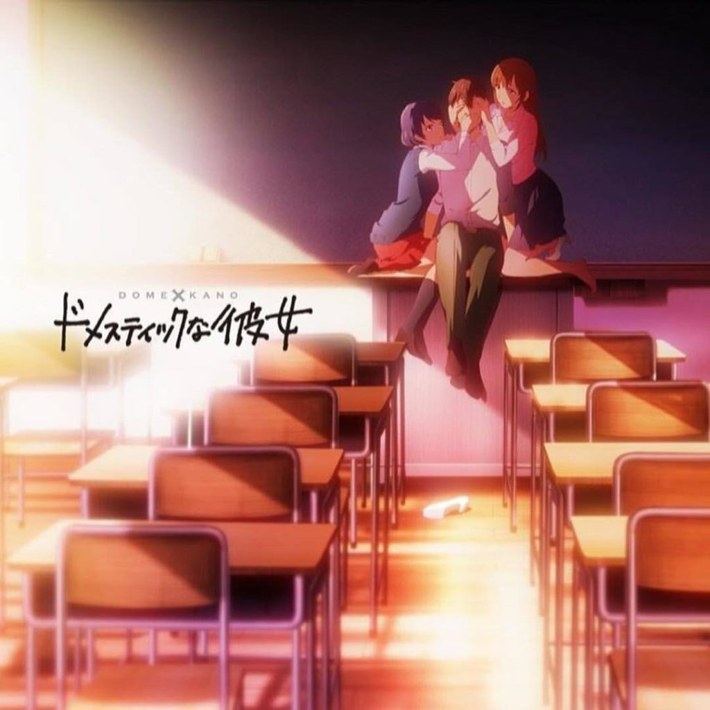 Domestic na Kanojo - Domestic Girlfriend