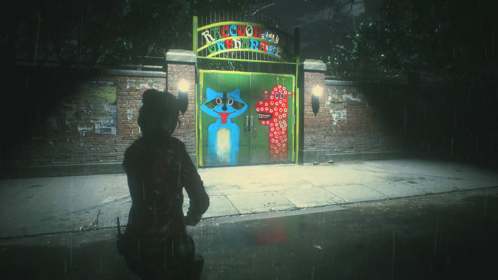 Resident Evil 2 Remake - El Orfanato