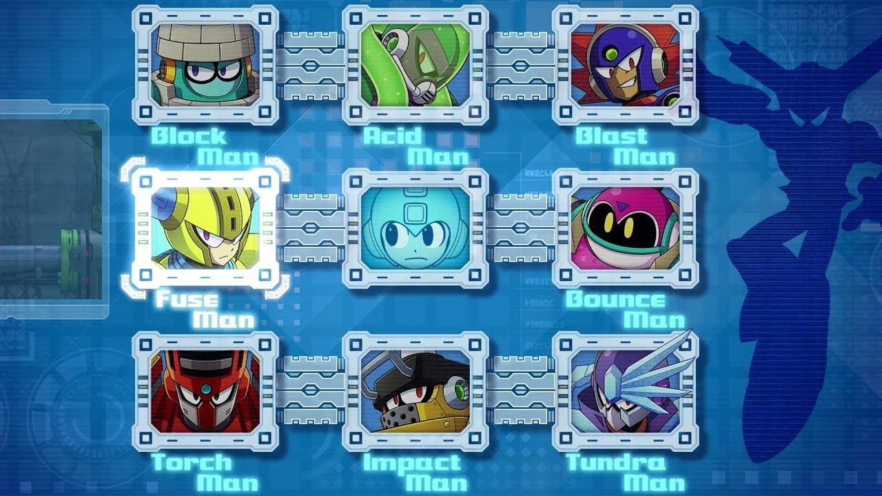 Megaman 11 - Reseña
